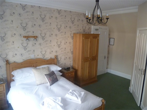 Double Bed Stag Room