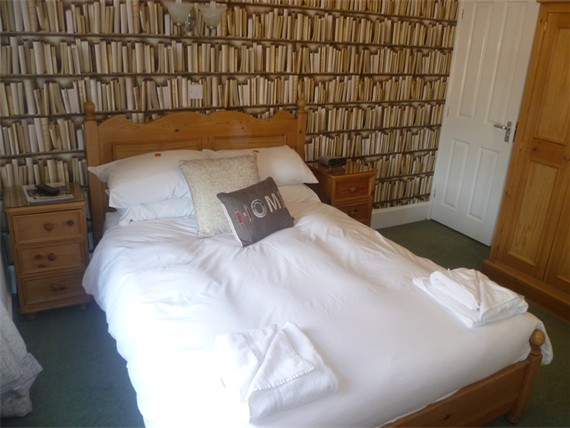 Double Bed Library